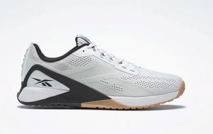 Mens Reebok Nano X1    White/Black/Gum