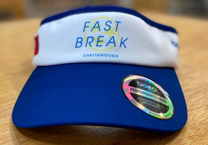 Boco Visor - Fast Break Branded