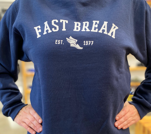 Fast Break Sweater
