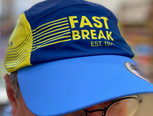 Fast Break Running Hat