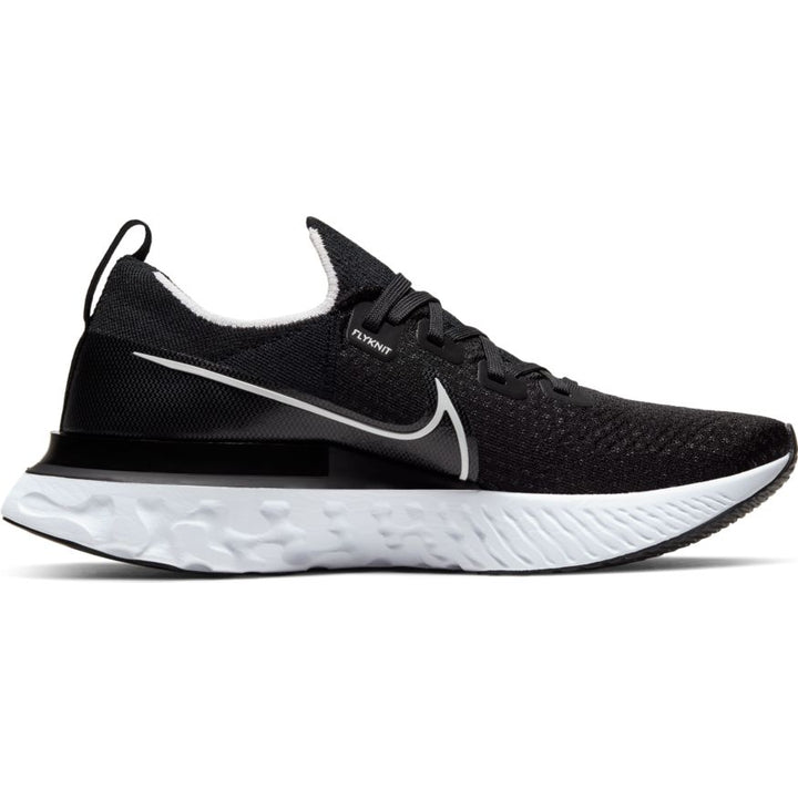 Mens Nike React Infinity Run FK Black/White(002)