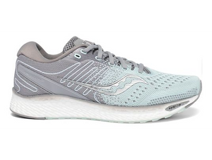 Womens Saucony Freedom 3  Sky/Alloy