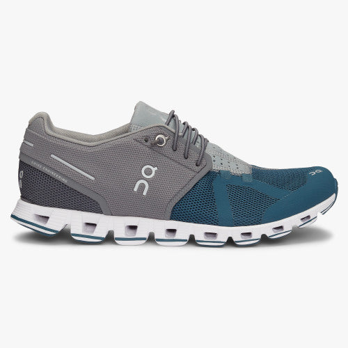 Womens ON Cloud 50/50 Grey/Storm