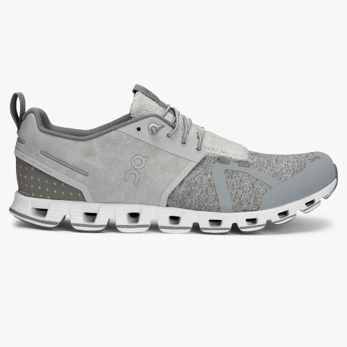 Womens ON Cloud Terry Silver