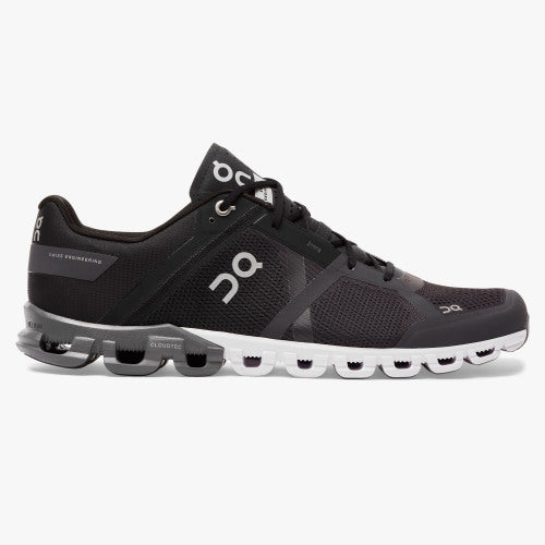 Mens ON Cloudflow Black/Asphalt