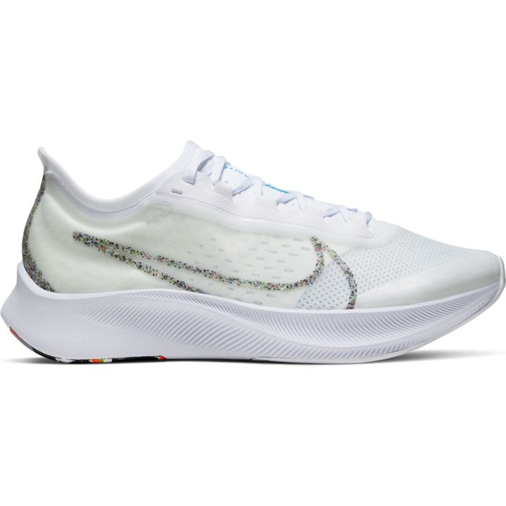 Zoom Fly 3 AW White/White Blue Hero (100AW)