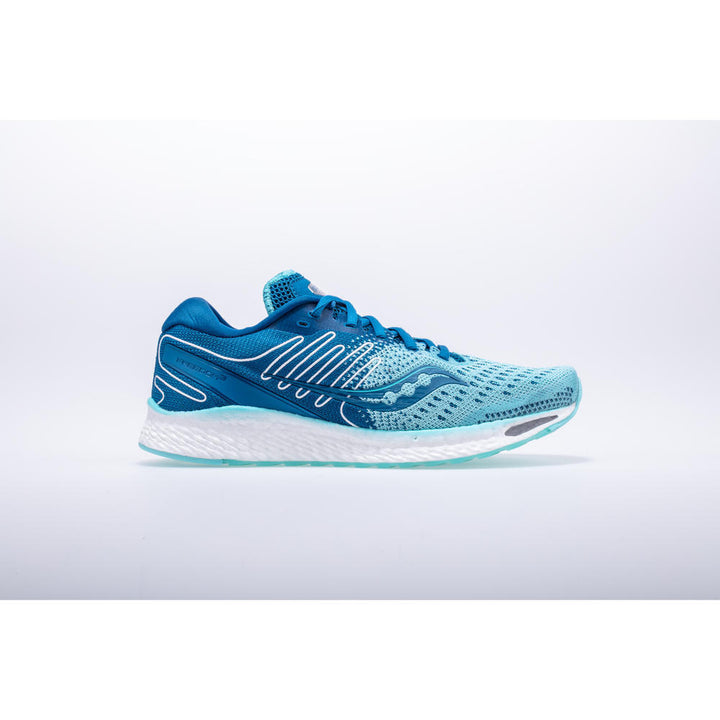 Womens Saucony Freedom 3   Aqua/Blue(25)