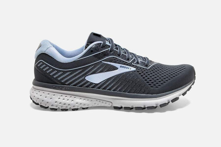 Brooks Ghost 12 Tempest/Ebony/Ken(007)