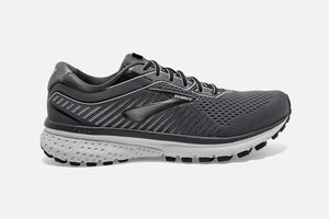 Brooks Ghost 12 Black/Pearl/Oyster(075) 2E