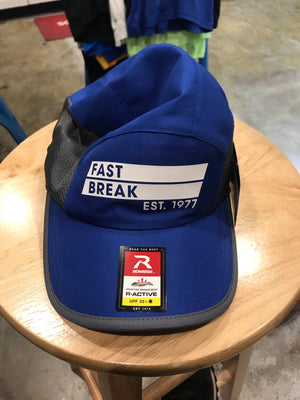 Richardson Mesh Panel Cap - Fast Break Branded