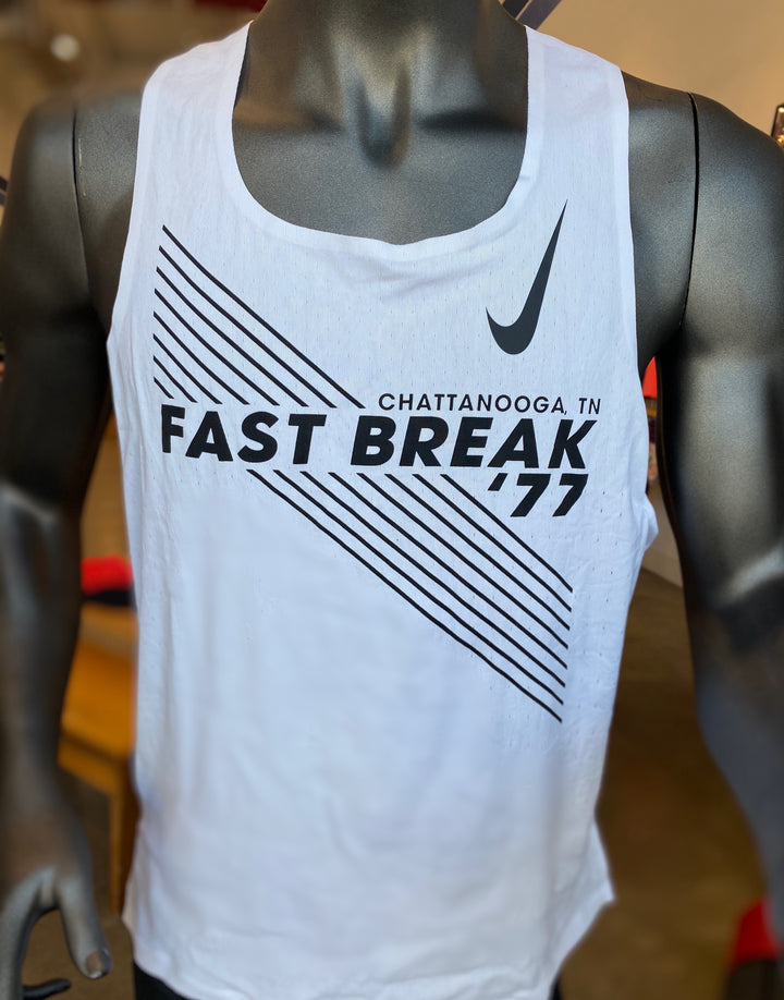 Mens Fast Break Nike Aeroswift Singlet
