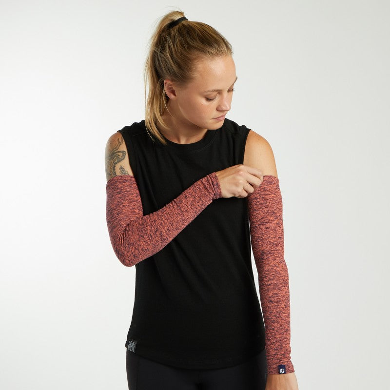 Oiselle Lux Arm Warmers