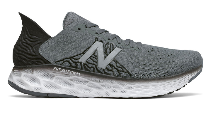 New Balance M1080v10 (4E) Lead/Black (C)