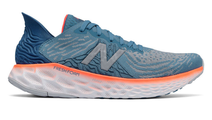New Balance M1080v10 NB Light Blue/Dynamite (H)