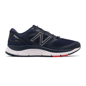 Mens New Balance  M840v4 (4E) Pigment/White (BP)