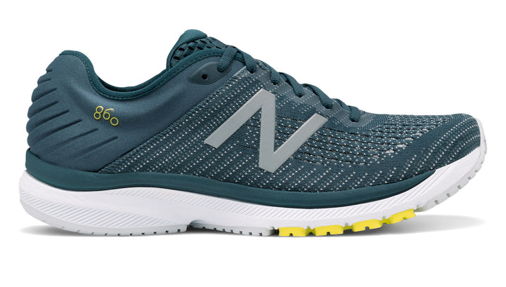 New Balance M860v10 Supercell/Orion Blue/Sulphur Yellow (A) (4E)