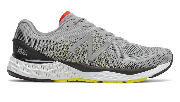 New Balance M880v10 Silver Mink/Lemon Slush (G)