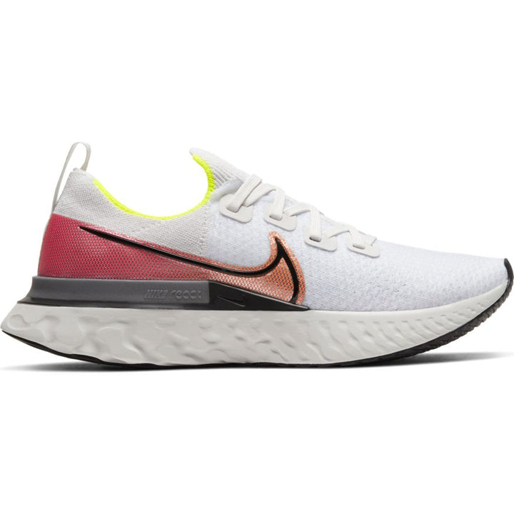 Mens Nike React Infinity Run FK Platinum Tint(004)