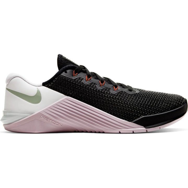 Nike Metcon 5  Black/Noble Red-Pistachio Frost-White(066)