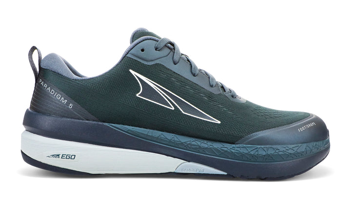 Mens Altra Paradigm 5  Dark Blue