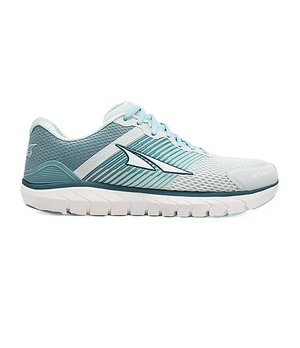 Womens Altra Provision 4  Ice Flow Blue
