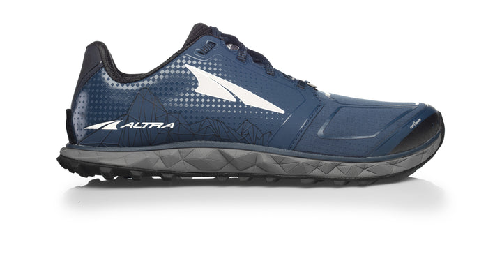 Mens Altra Superior 4.0 Blue/Gray