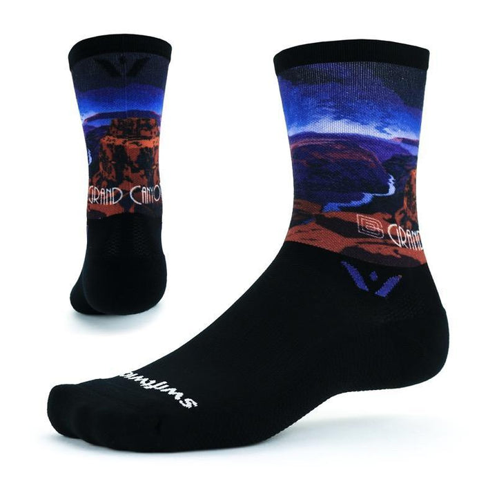 Swiftwick Vision Six National Parks