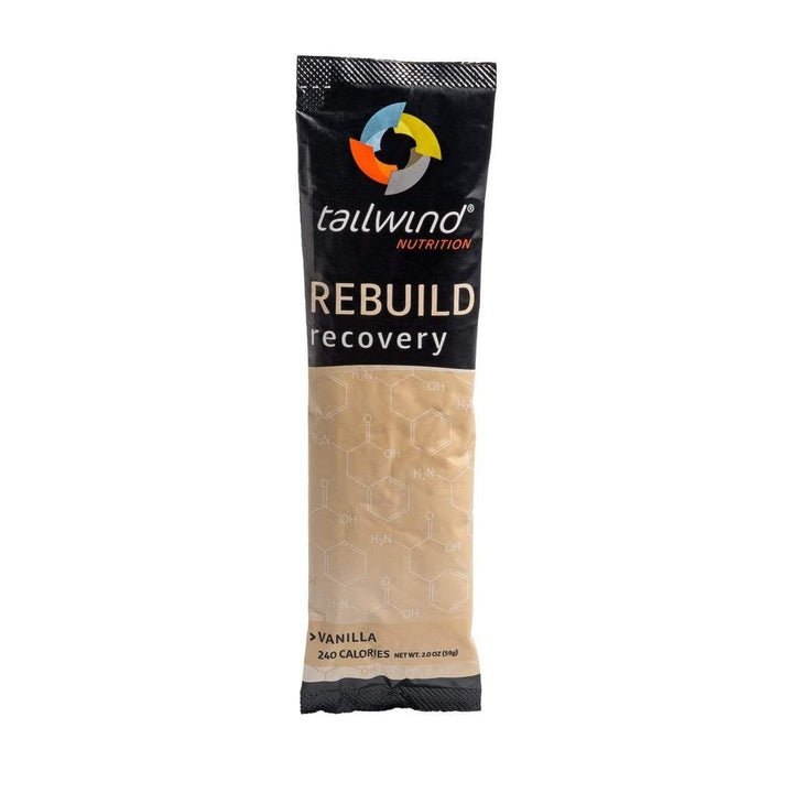 Tailwind Nutrition Rebuild Recovery Singles