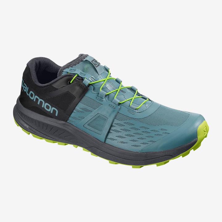 Salomon Ultra /Pro (Bluestone/Ebony/Acid Lime)
