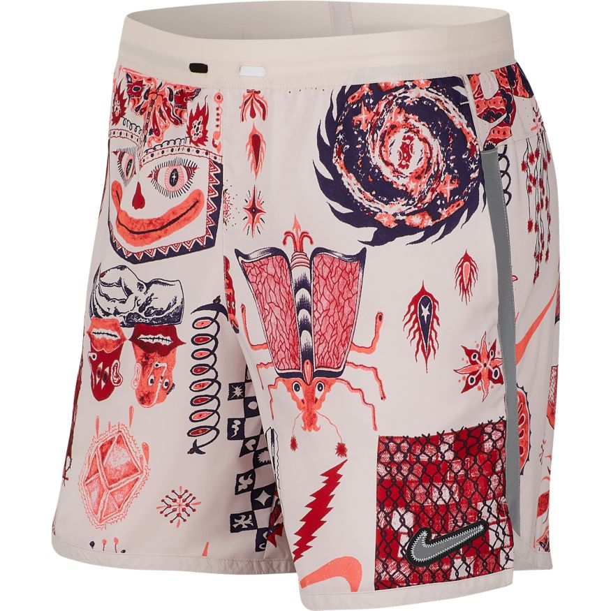Mens Nike Flex Wild Run Short