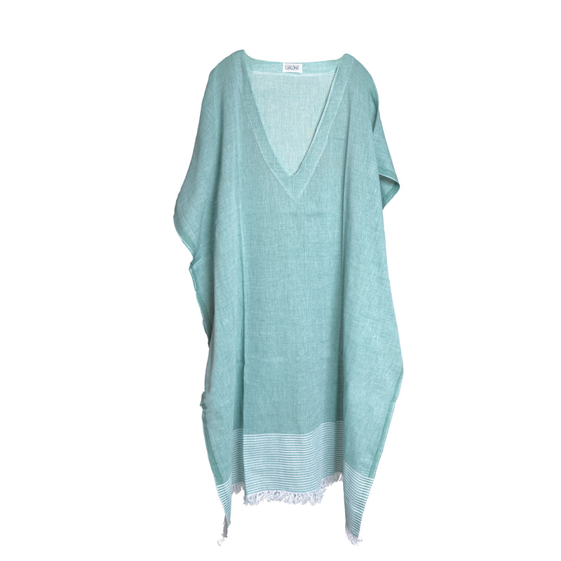 Breeze Cover up Sage Long
