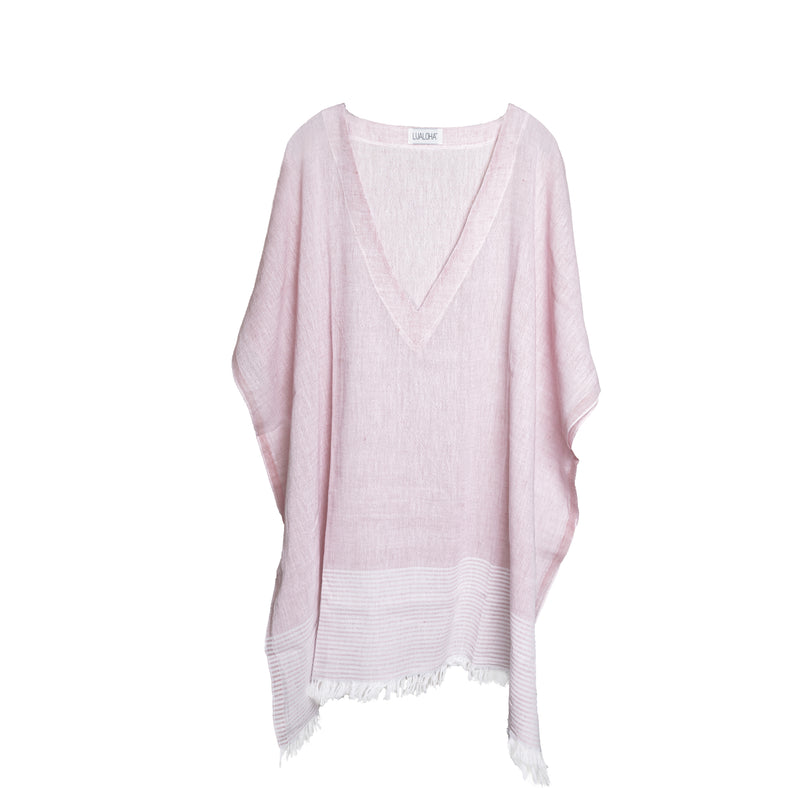 Breeze Cover up Powder Pink Short