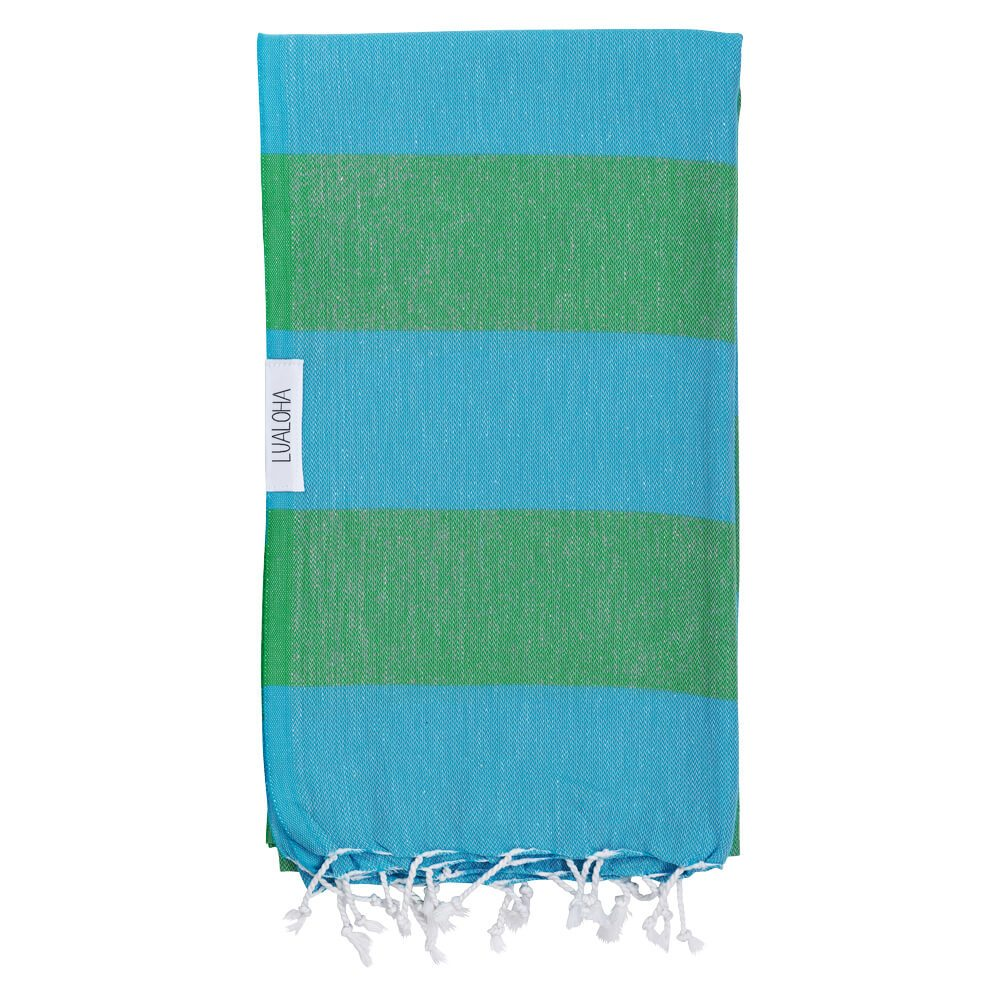 turkish-towel-buddhaful-aqua-apple-green