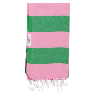 turkish-towel-buddhaful-apple-green-pink-1