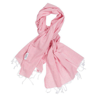 Stripes Light Hot Pink