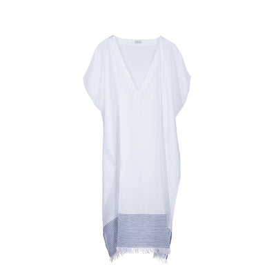 Breeze Cover up White Long