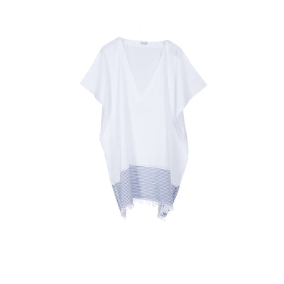 Breeze Cover up White Short