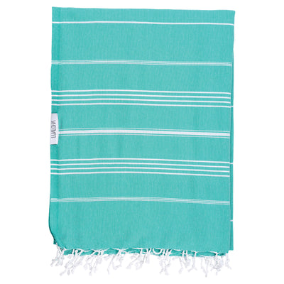 Classic Sea Green Blanket