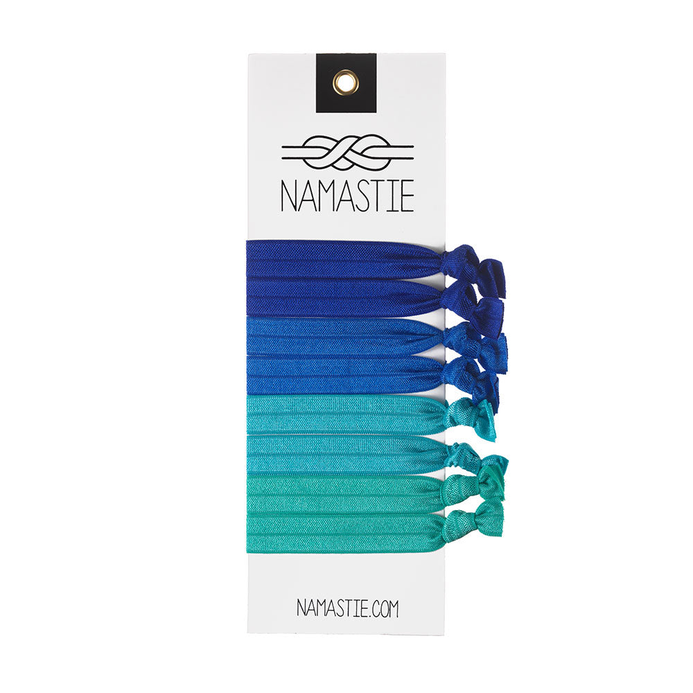 Namastie Ocean Lover Hair Ties