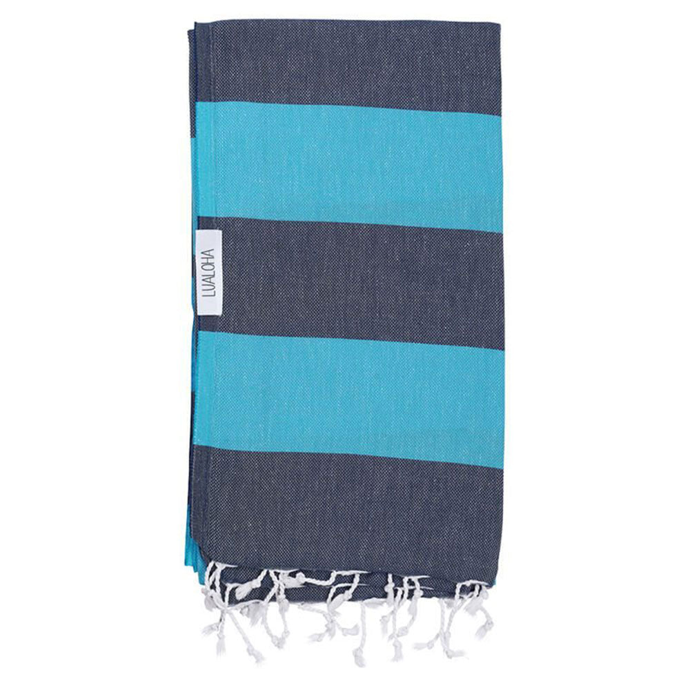 turkish-towel-buddhaful-navy-aqua