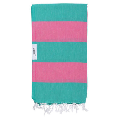 turkish-towel-buddhaful-turquoise-hot-pink
