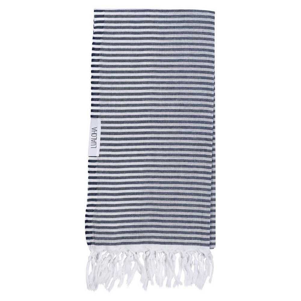Stripes Light Navy