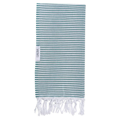 Stripes Light Sage Green