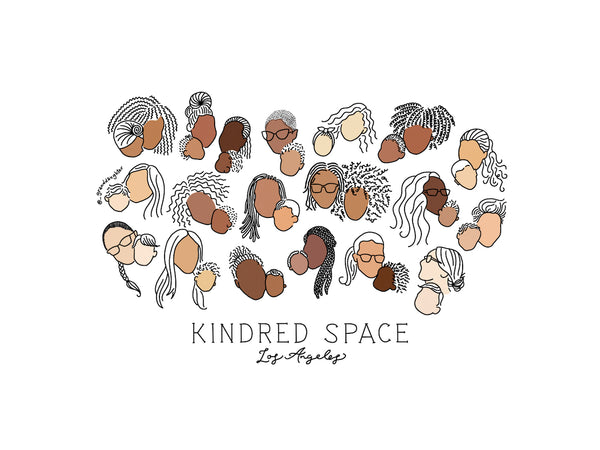 Limited Edition Kindred Space Tote Bag