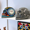 Calavera Huichol Beaded Skulls Colour - RUME