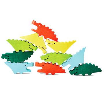 Areaware Croc Pile Mini Multi