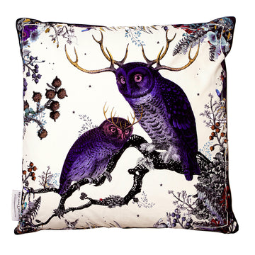 Kristjana S Williams Twin Owls - RUME