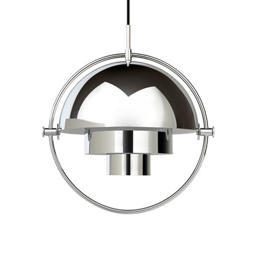 Gubi Multi Lite S Chrome