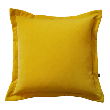 Libby & Rich Oxford Velvet Bright Yellow - RUME