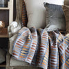 Chalk Fern Copper Throw - RUME